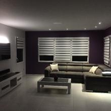 Eclairage Salon